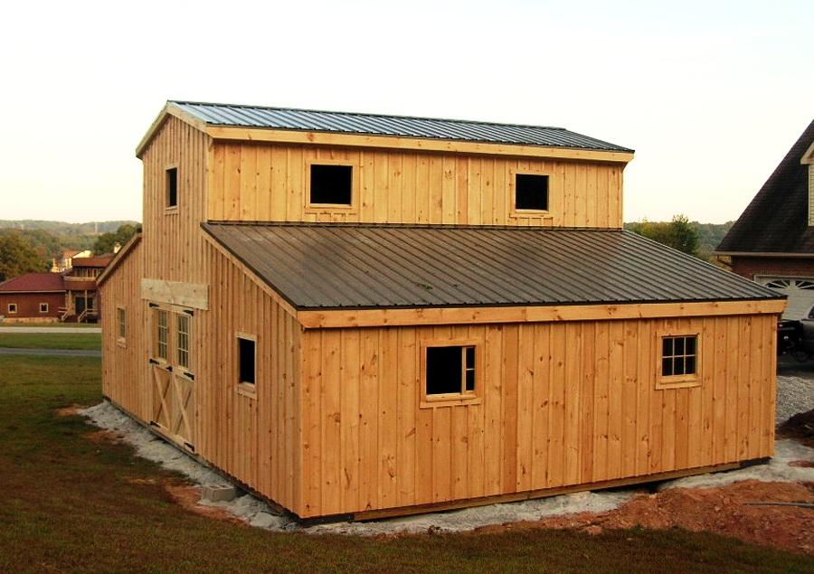 barn barns garage pole michigan plans rv pin it build pinterest
