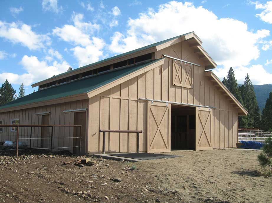 showthread monitor barns plans pole and barn survivalist cheap side forum rear
